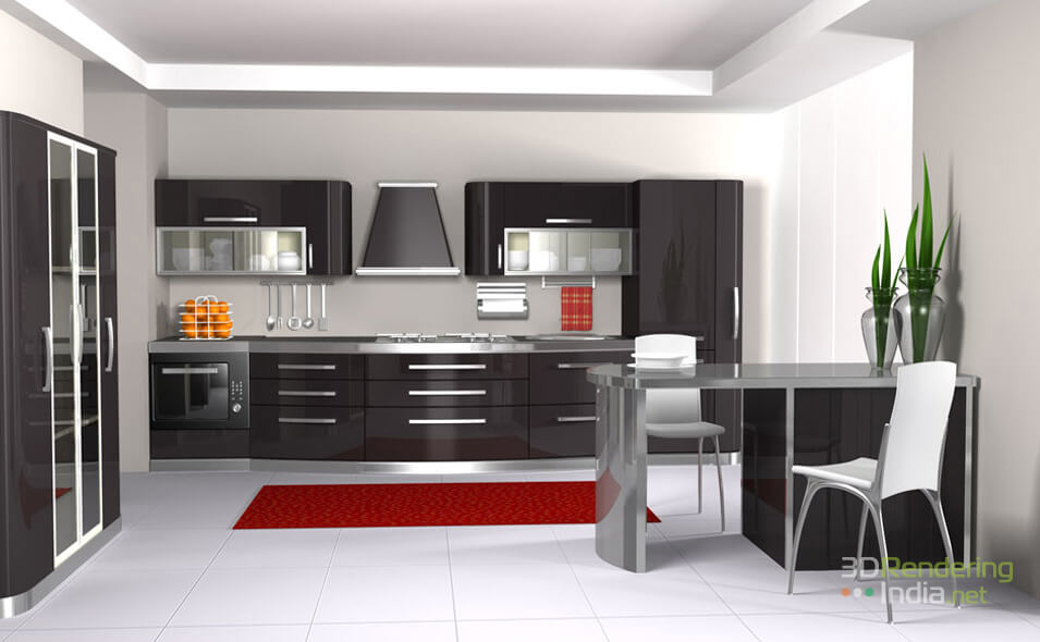 House Interior Modeling